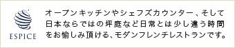 ESPICE(エスピス)